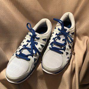 Nike Dual Fusion Run 2 Athletic Running Shoes, gra